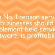 Bespoke Field Service Software