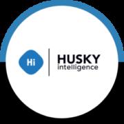 Husky AI badge